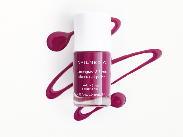 NAILMEDIC Nail Polish in Mauvy or Nice