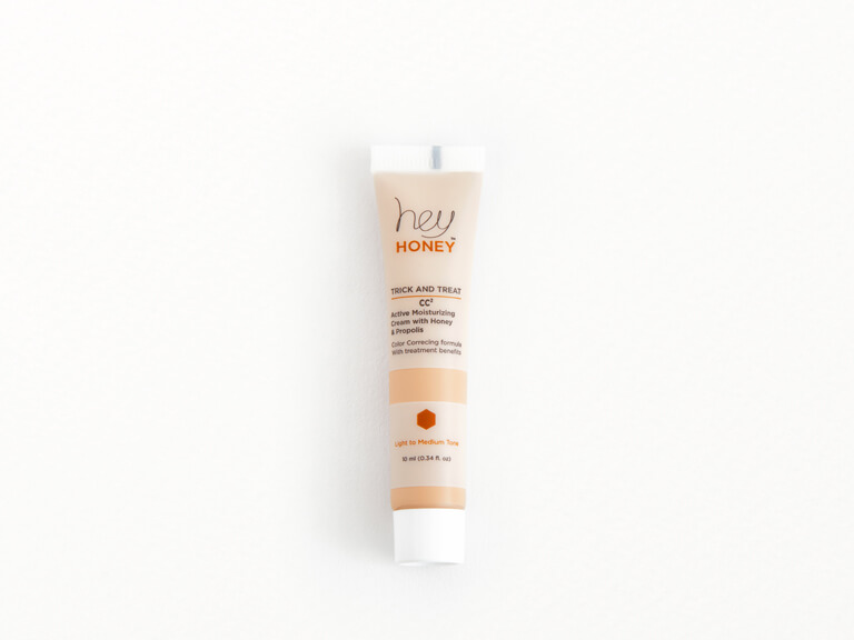 HEY HONEY Trick & Treat CC² Cream in Light to Medium