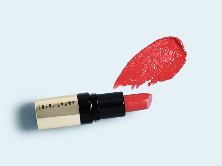 Bobbi Brown Luxe Lip Color in Flame