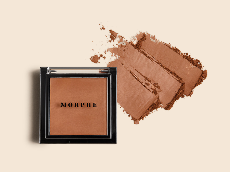 Morphe Mini Bronzer in Blogger