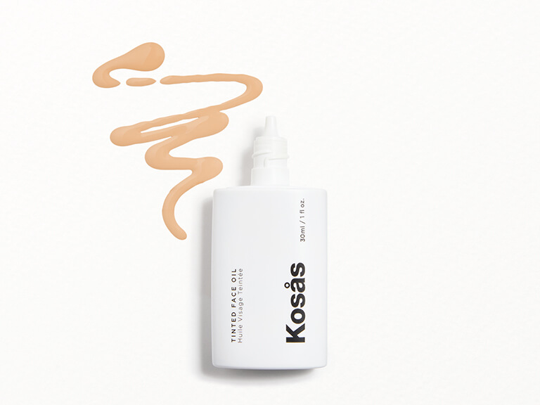 KOSAS Tinted Face Oil Foundation in Tone 04