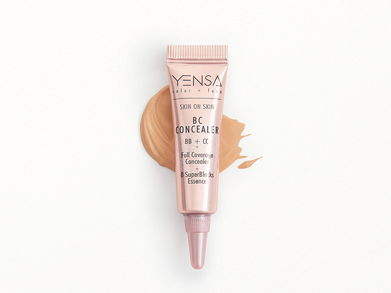 YENSA Skin On Skin BC Concealer in Tan Neutral