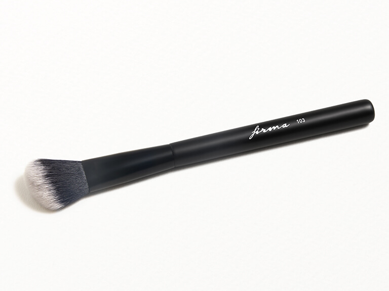 FIRMA BEAUTY Elite B 103 Angled Contour Brush