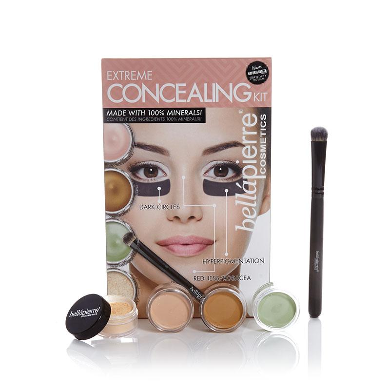 BellaPierre Extreme Concealing Kit