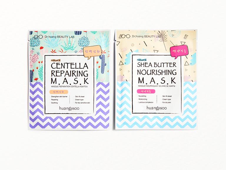 HUANGJISOO_Sheet_Mask_Duo_in_Centella_ _Shea_Butter
