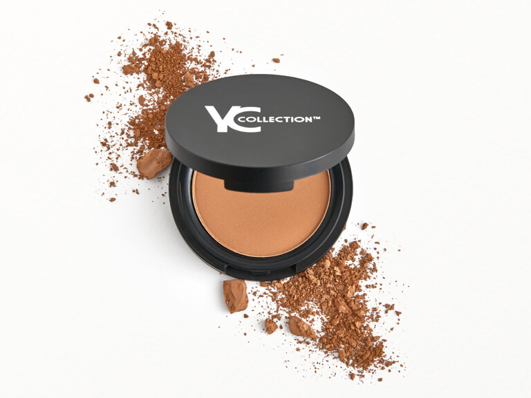 YC COLLECTION Bronzer Powder in Caramelo