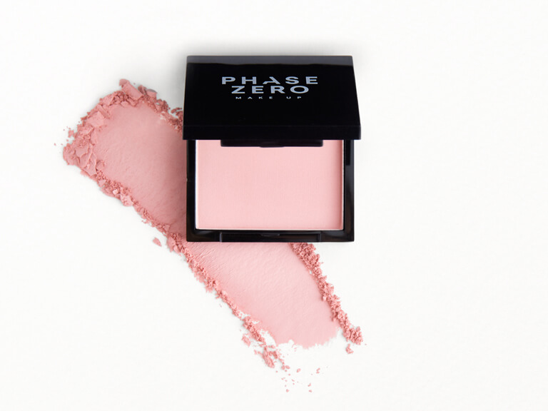 PHASE ZERO MAKE UP Blusher in Cotton Candy