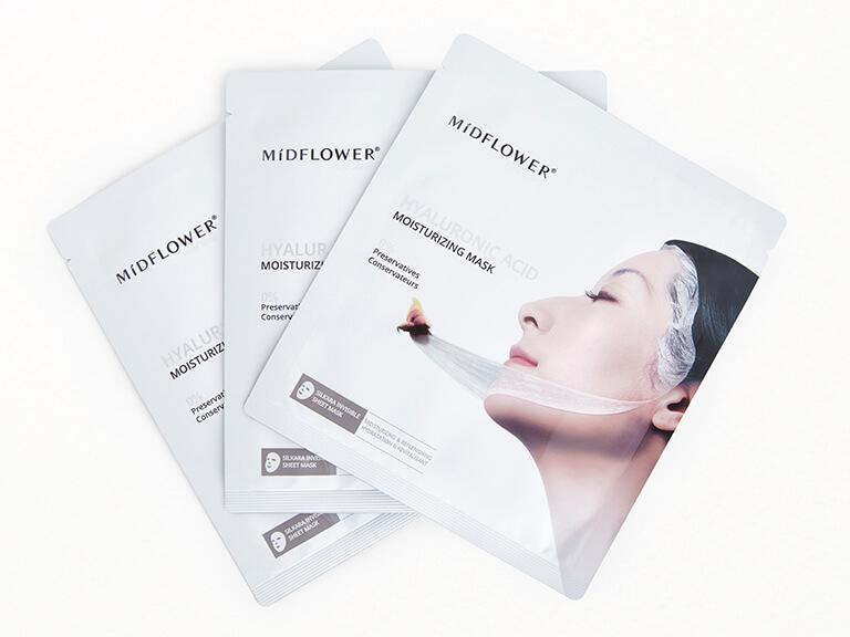 Midflower Hyaluronic Acid Moisturizing Mask (set of 3)