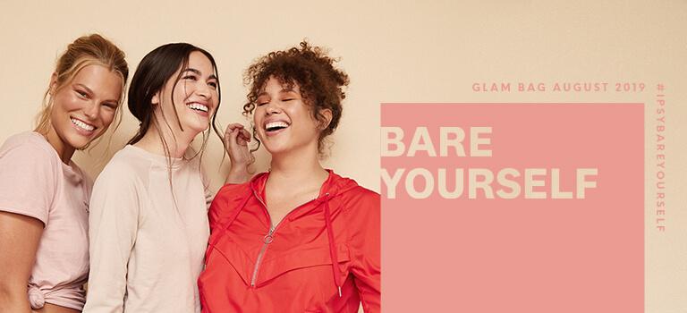 August 2019 Glam Bag Header Mobile