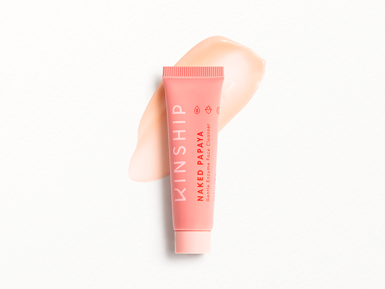 KINSHIP_Naked_Papaya_Gentle_Enzyme_Face_Cleanser
