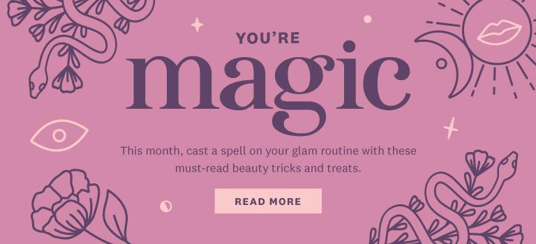 October 2020 Glam Bag Plus Header Mobile