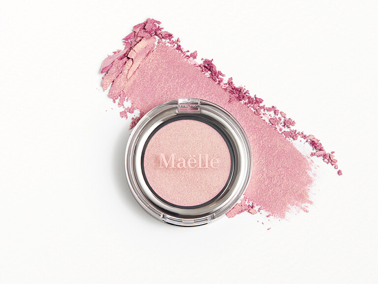 MAËLLE BEAUTY Sunkissed Highlighter Single in Light Beam