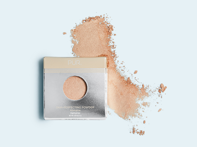 PUR Afterglow Mini Highlighting Skin Perfecting Powder