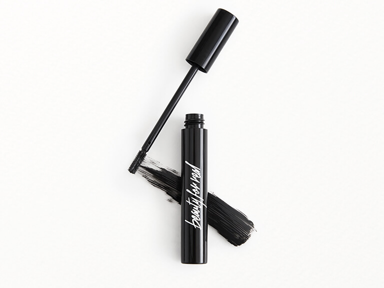 BEAUTY FOR REAL Hi Def Mascara Just Black