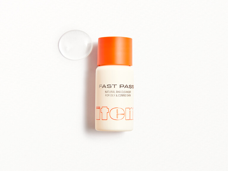 ITEM BEAUTY Fast Pass AHA Gel Cleanser