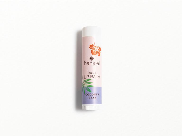 HANALEI COMPANY Kukui Lip Blam in Coconut Pear