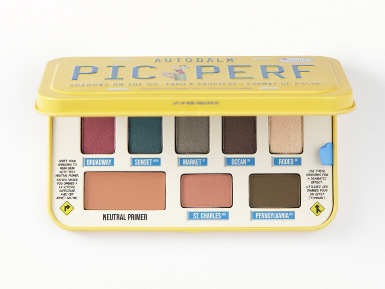 THEBALM COSMETICS Autobalm Eyeshadow Palette in Pic Perfect