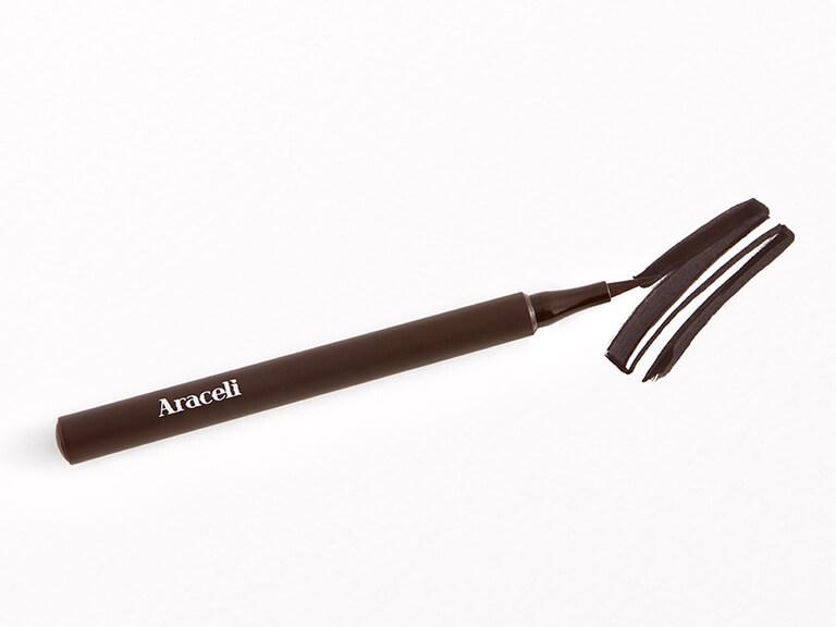 ARACELI BEAUTY Ojos Perfectos Liquid Eyeliner in Coffee-Café