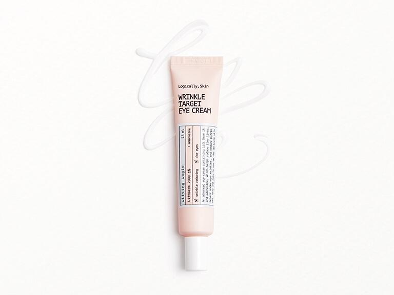 LOGICALLY SKIN Wrinkle Target Eye Cream