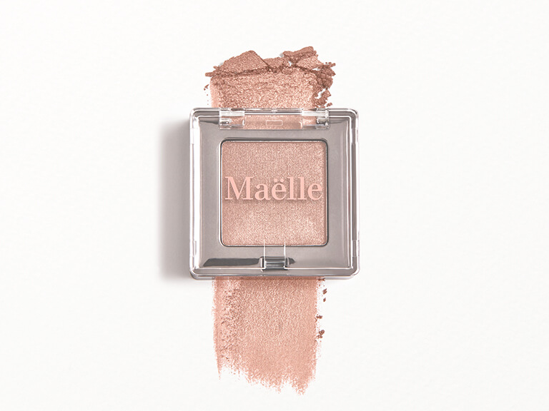 MAËLLE BEAUTY Enchanted Eyeshadow Collection Single in Pink Diamond