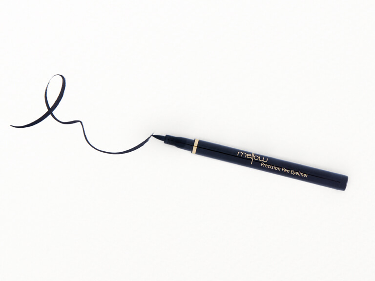 MELLOW COSMETICS Precision Pen Eyeliner in Black