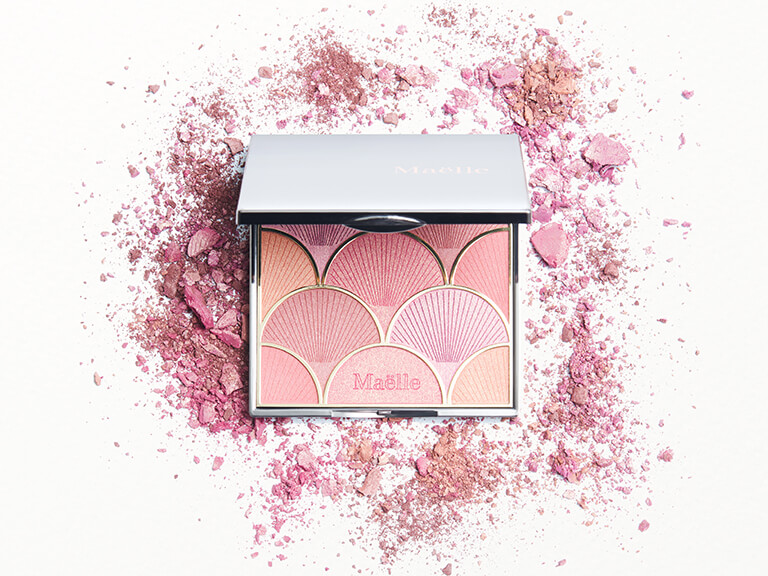 MAËLLE BEAUTY Sunkissed Blush Palette