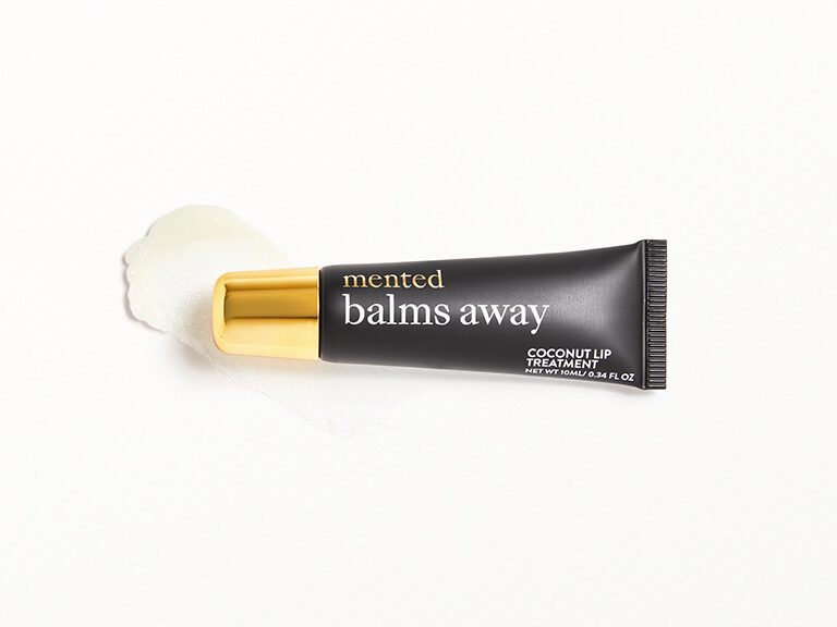 MENTED COSMETICS Balms Away Coconut Lip Treatment