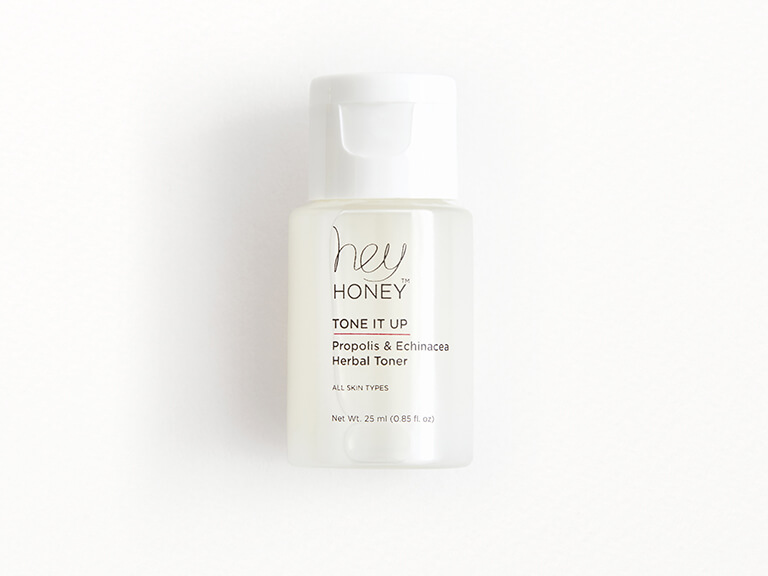 HEY HONEY Tone It Up! Propolis & Echinacea Herbal Toner
