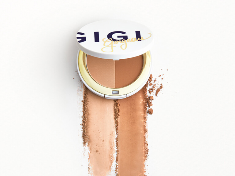 GIGI GORGEOUS The Sick Sculpt Bronzer Duo in Turnt + Extra