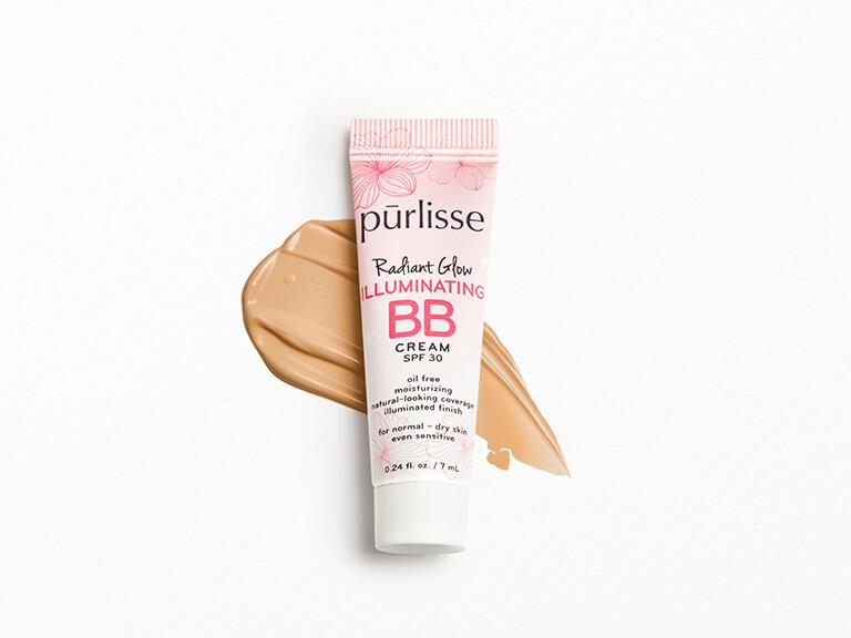 PURLISSE BEAUTY Illuminating BB Cream SPF 30 in Medium