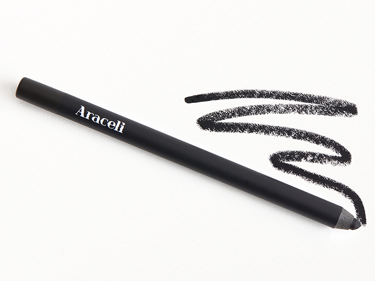 ARACELI BEAUTY Ojos Perfectos Gel Pencil Eyeliner in Black-Negro