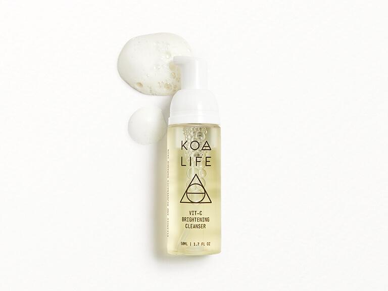 KOA LIFE Vit-C Brightening Cleanser