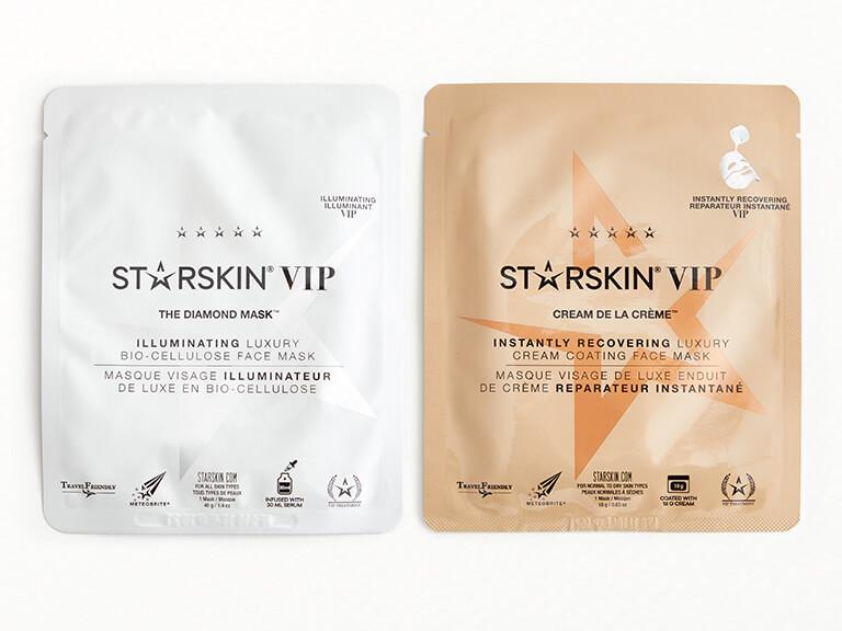 STARSKIN VIP Crème de la Crème™ and The Diamond Mask™ VIP Face Mask Set