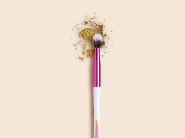 TETRIS x ipsy Tapered Blending Brush