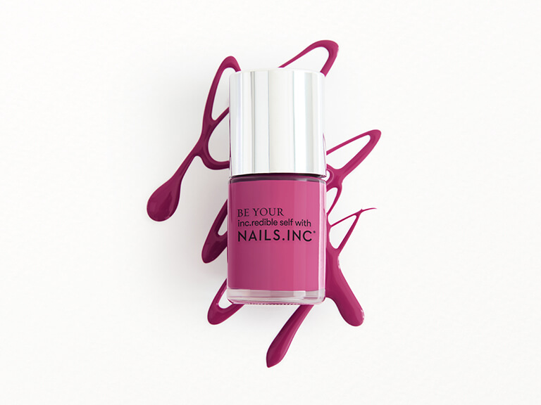 NAILS.INC Nail Polish in Camellia Drive