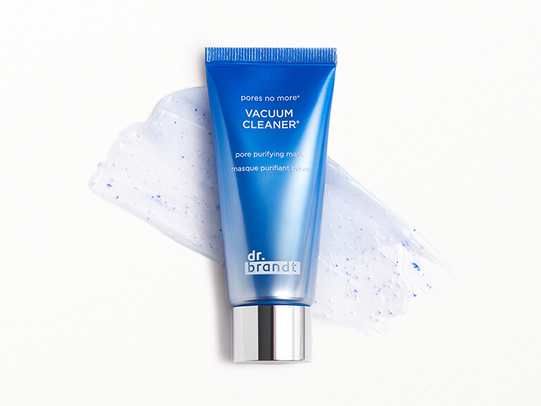 DR. BRANDT SKINCARE pores no more® VACUUM CLEANER