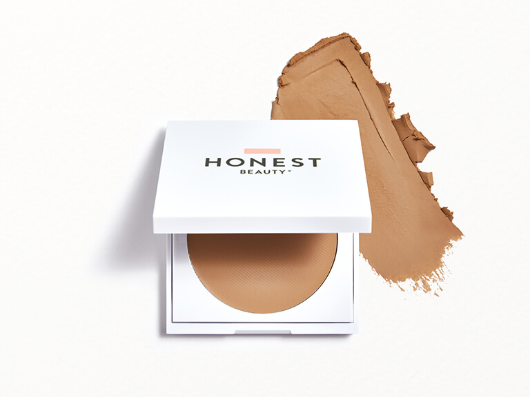 HONEST BEAUTY Everything Cream Foundation in Amber
