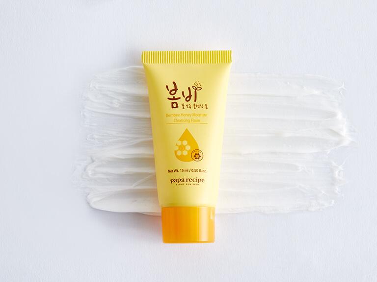 PAPA RECIPE Bombee Honey Moisture Cleansing Foam