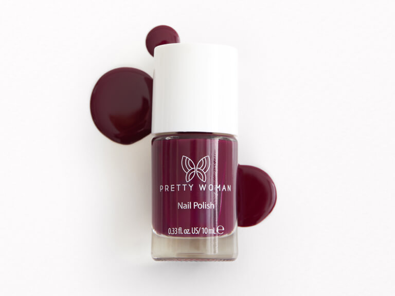 PRETTY WOMAN Nail Polish in Don t Be Jelly