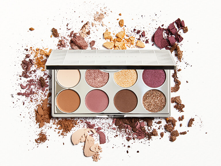 BELLE EN ARGENT Panchromatic Eyeshadow Palette in Plum Premonition