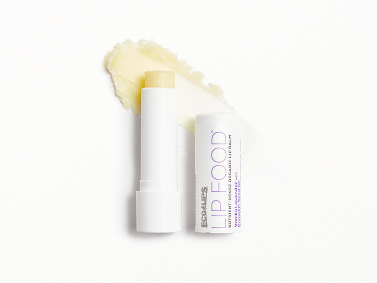 ECO LIPS Protect Lip Balm in Vanilla Lavender
