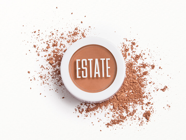 ESTATE COSMETICS Going Nutty Bronzer in Coco